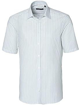 Venti Herren Businesshemd 100% Baumwolle Slim Fit