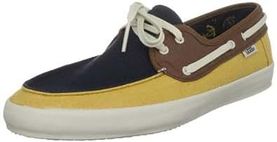 Vans Chauffeur, Baskets mode homme - Bleu (Navy/Mineral Ye), 47 EU (13)