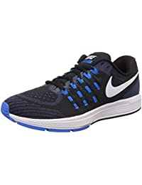 Nike Men's Air Zoom Vomero 11 Black Running Shoes