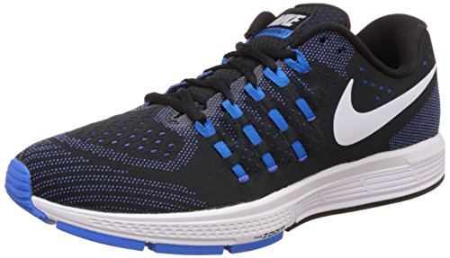 Nike Air Zoom Vomero 11, Scarpe da Corsa Uomo Multicolore (Black/White-Photo Blue-Racer Blue)