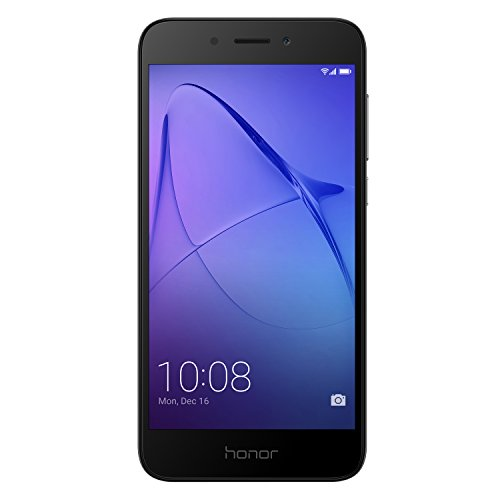 "Honor 6A 5"" 4G 2GB 16GB 3020mAh Grey - Smartphones (12.7 cm (5""), 2 GB, 16 GB, 13 MP, Android 7.0, Grey)"