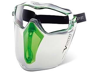univet prochaine génération 6x 3x Masque & Housse de protection Face Shield
