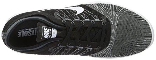 Nike Wmns Flex Adapt Tr, Chaussures de Gymnastique Femme Gris (gris foncé / blanc - noir - furtif)