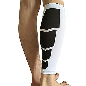 YMCHE Wadenbandage, Kompressionsstrümpfe, Beinschmerzen, Sport-Beinstrümpfe, Sportausrüstung
