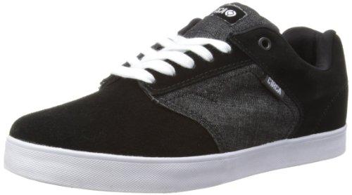 c1rca-mens-shuffle-skateboarding-shoes-shufflebbd8-black-black-denim-8-uk-42-eu-9-us