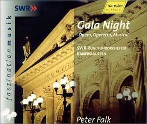 Gala Night: Opera Operetta Musical by Falk