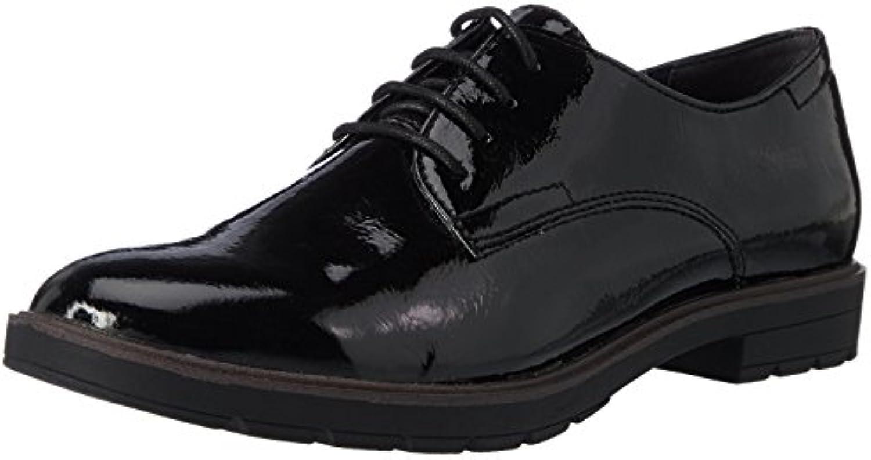 Tamaris Damen 23600 Oxfords 2018 Letztes Modell  Mode Schuhe Billig Online-Verkauf