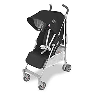 Maclaren Quest - Silla de paseo para recién nacidos hasta los 25kg, asiento multiposición, suspensión en las 4 ruedas, capota extensible con UPF 50+ (B078WWCLH5) | Amazon price tracker / tracking, Amazon price history charts, Amazon price watches, Amazon price drop alerts