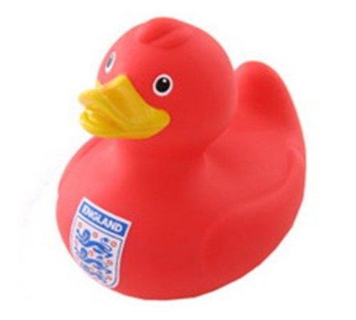 New Official Football Team-Bath Duck Time (diverse squadre tra cui scegliere), ideale come regalo di Natale per i fan di tutte le età.