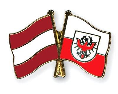 Yantec Österreich - Tirol Freundschaftspin