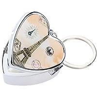 Preisvergleich für B Blesiya Süßig Design Pillendose Tablettenboxen Pillenbox für Reisen, Pillen Organizer Pill Box Multifunktionale...