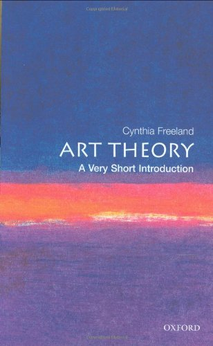 Art Theory: A Very Short Introduction (Very Short Introductions) por Cynthia Freeland