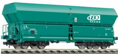 Fleischmann FL5524 Wagon grande capacité à déchargement automatique, type Fals, DB/B-Cargo