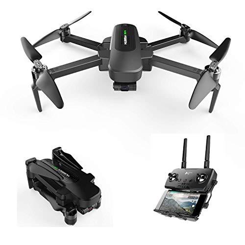 HUBSAN Zino Pro GPS FPV Faltbare Drohne 4K Kamera mit 3-Achsen-Gimbal 4KM 23 Minuten WiFi APP-Steuerung