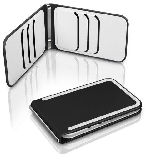 Piano Luxe 6 Karten Brieftasche von Dosh (Luxe Wasser)