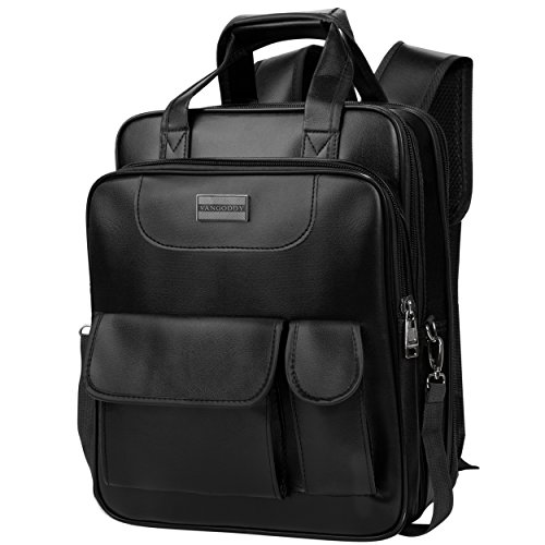 Vangoddy Loras Edition Top Griff Schulter Messenger Satch Tasche mit Hideaway Rucksack/Rucksack Träger für 30,5–33,8cm Zoll Tablets/Laptops/Notebooks (6 Airport Apple)