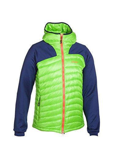 Phenix giacca da snow Force Middle Jacket uomo giallo/verde