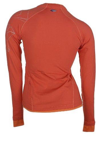 Asics Running Fitness Sport Shirt Proxima tech Femmes 0618 Art. 682622 Orange