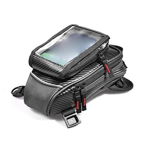Wetour Outdoor Magnetische Tankrucksäcke Motorrad Hüft Oberschenkeltasche Wasserdichte Schwarze Radfahren Beintasche -