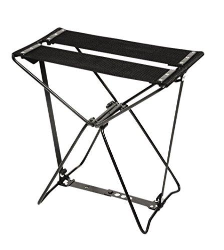 Preisvergleich Produktbild Bo Camp - Klapp-Hocker 29x29x17,5cm Belastbar 100kg
