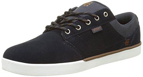 Etnies Jefferson, Chaussures de Skateboard Homme Bleu (401-navy)