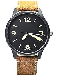 Aristo ft de Black automático 42mm beobachtungs Reloj DP24con cristal de zafiro–individualmente numeradas–Fabricado en Alemania.