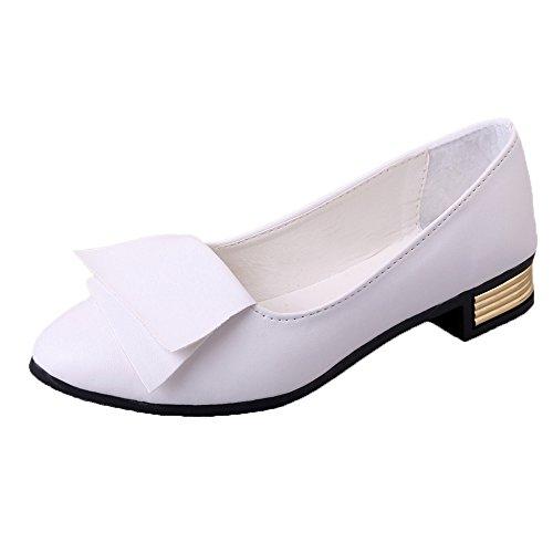 Schuhe Damen Stiefel SUNNSEAN Mode Einzelne Schuhe Frauen Mädchen Sommer Büro Schuhe Pumps Hochzeit Büro Dame Kleid Wies Schuhe Slip Erbsenschuhe Boots