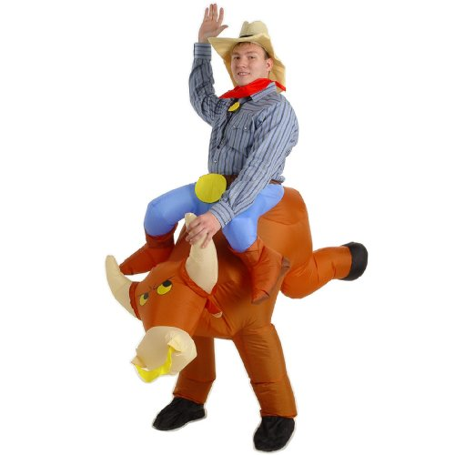 Rider Kostüm Bull - STD Ru Hanami goods banquet event after-party party costume Western Bull Rider Rodeo Cowboy's Costume adult costume uke (japan import)