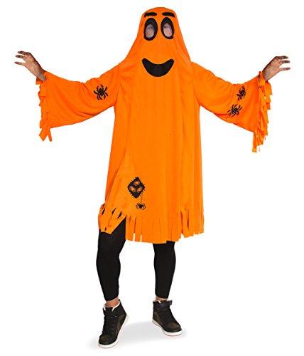 Kostüm Geist für Kinder Orange (Ghost Geist Kostüme)