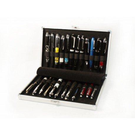 scatola-per-24-penne-compaq-alluminium