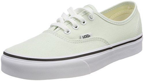 Verde 44 EU Vans Authentic Sneaker Donna Blue Flower/True White Q6l 7ah
