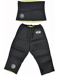 Ample Wings Combo Get in Shape Fitness Belt & Pant for Men & Women