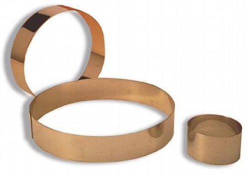 Matfer-mousse (Matfer Bourgeat 371405 Mousse Ring, Silver by Matfer Bourgeat)