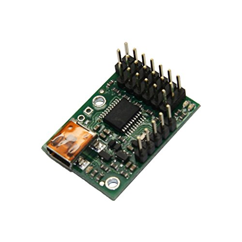 POLOLU-1350 Micro Maestro 6-Channel USB Servo Controller (Assembled) / uk stock