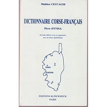 Dictionnaire corse-français