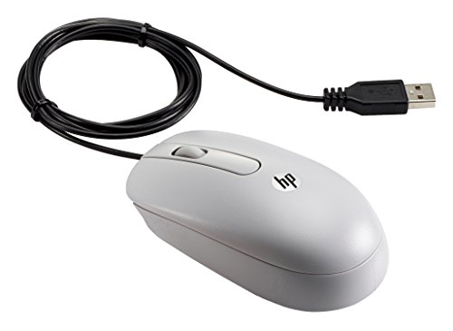 HP USB Grey Mouse -