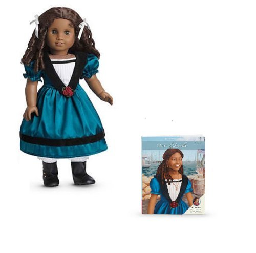 AMERICAN GIRL CECILE DOLL & PAPERBACK BOOK (Doll American Girl Cecile)