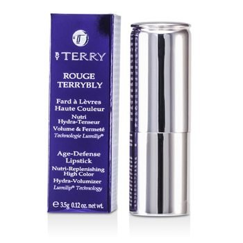 By Terry - Rouge Terrybly Age Defense Lipstick - # 401 Guilty Nude 3.5G/0.12Oz - Maquillage