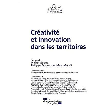 Créativité et innovation dans les territoires (cae 91)