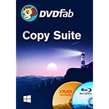 DVD Copy Suite ( Blu-Ray+DVD Copy) Win (Product Keycard ohne Datenträger)