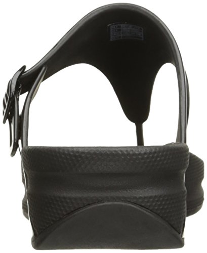 FitFlop Superjelly, Sandales femme Black (All Black)