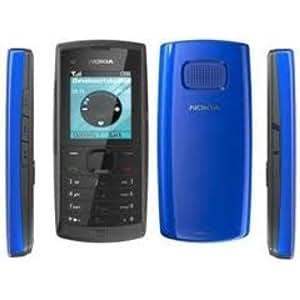 Nokia X1-01 (Ocean Blue)