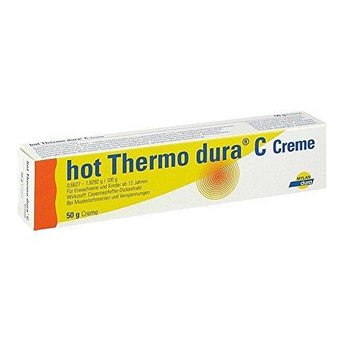 HOT THERMO dura C Creme 50 g Creme