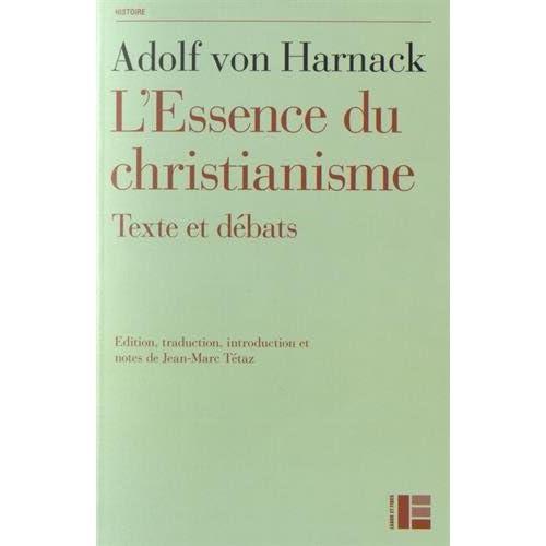 L'essence du christianisme: Textes et débats