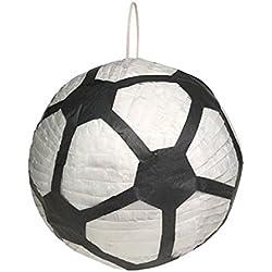AEC–gu48526–Pinata De balón de fútbol de 30cm (VENDUE sin Baton)