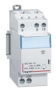 Legrand LEG91183 Cordon pour équipement de lampe 1,50 m Blanc