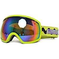 Mountaintop Snowboard Skate Occhiali da Sci
