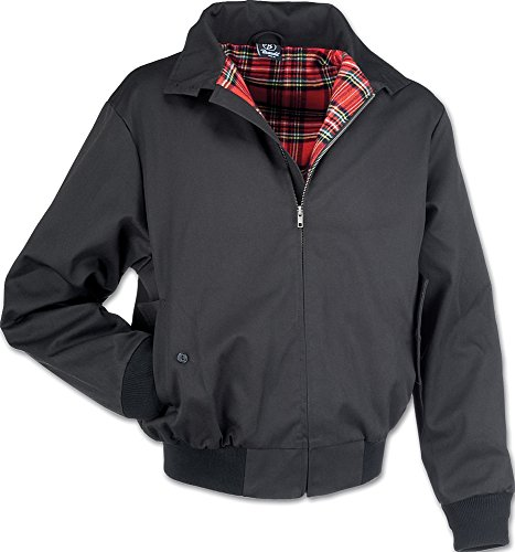 Brandit Canterbury Jacke schwarz - M