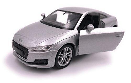 34-1 39 blanc Welly Audi TT voiture de sport mod/èle voiture auto licence produit 1