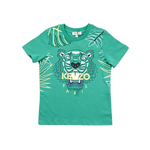 d5ee48bc3 Kenzo Kids T-Shirt Tiger Bambino Kids Boy Mod. KN10678 3A